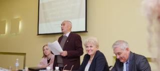 Консультація щодо проекту сталого розвитку України на період до 2030 року.